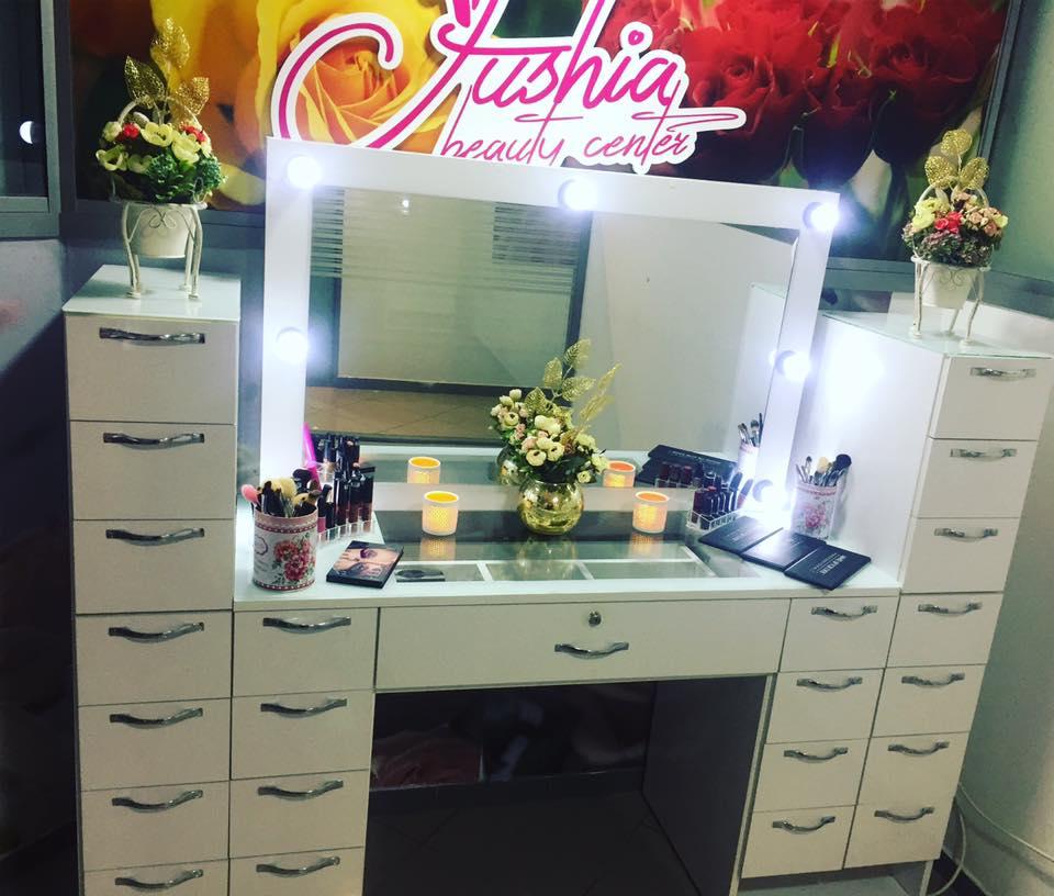 Fushia Beauty Center