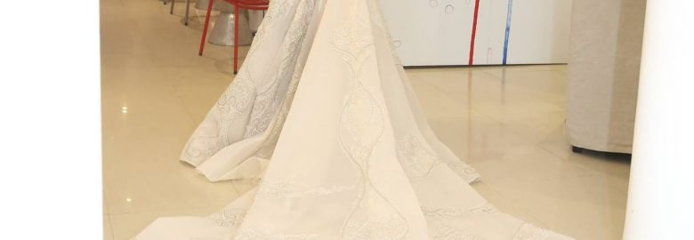 Mona Gueffrech Haute Couture