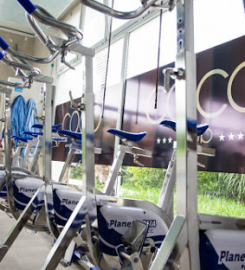 Coco Club Fitness & Spa.