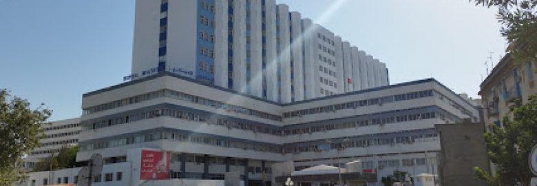 Hôpital Militaire de Tunis