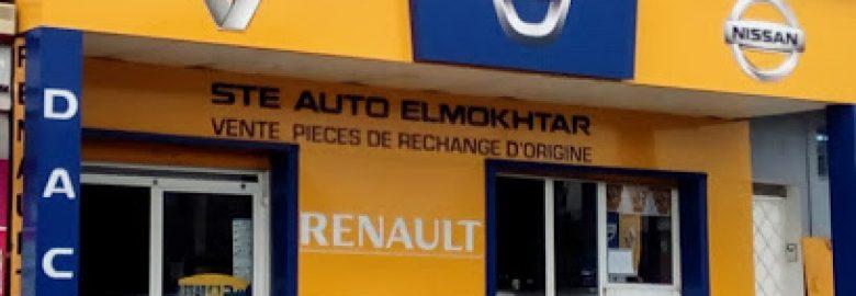 STE AUTO EL MOKHTAR
