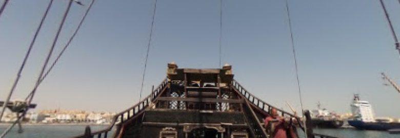 Bateau Pirate Mabrouka