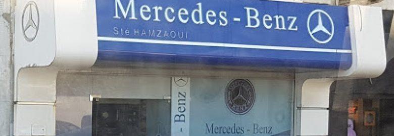 HAMZAOUI PIECES DE RECHANGE MERCEDES BENZ