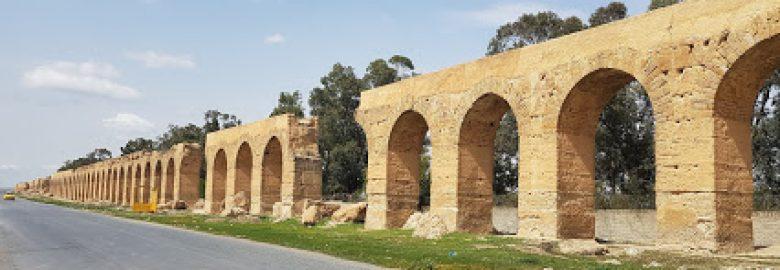 Zaghouan Aqueduct