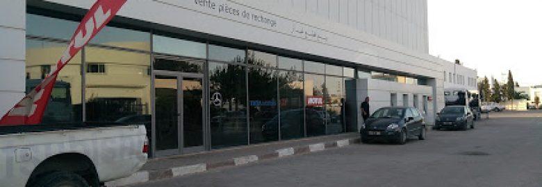 Mercedes Benz Tunisie