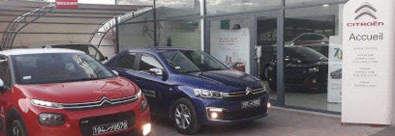 Agence Citroën EZZAHRA