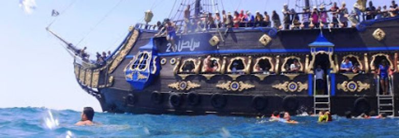 Hammamet Pirate Ship